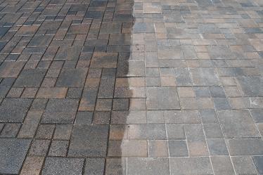 Brick Pavers Restoration
